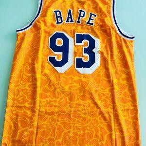 c152e2b44 Bape Shirts | Lakers | Poshmark